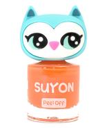 Suyon Nail Polish Awesome Owlia Orange
