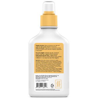 Hello Bello Premium Conditioning Mist + Detangler Soothing Vanilla Apricot