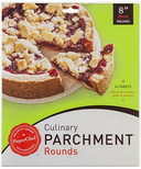 PaperChef Parchment Rounds 8 In.