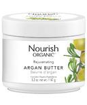 Nourish Organic Rejuvenating Argan Butter