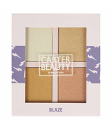 Carter Beauty Blaze Mini Highlighter Palette
