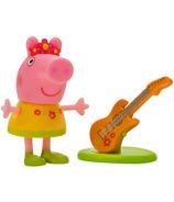 Peppa Pig Peppa and Guitar