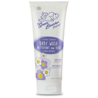 Green Beaver Baby Wash Calming Lavender