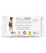 Eco by Naty Sensitive Wipes Unscented