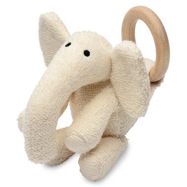 RiNGLEY ZooLEY Natural Teething Toy Elephant