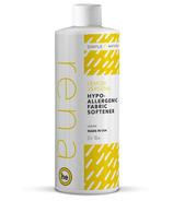Rena Hypoallergenic Fabric Softener Lemon Verbena