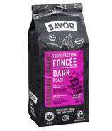 Savor Dark Roast Organic Ground
