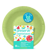 Preserve Compostables Bowls Green