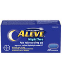 Aleve Nighttime Pain Reliever & Sleep Aid