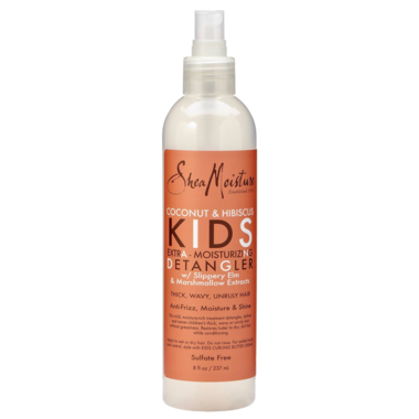 Shea Moisture Coconut & Hibiscus Kids Extra-Moisturizing Detangler