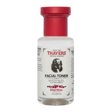 Thayers Rose Petal Witch Hazel With Aloe Vera Toner Trial Size