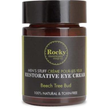 Rocky Mountain Soap Co. Men\'s Stuff Restorative Eye Cream