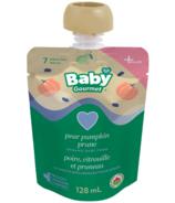 Baby Gourmet Plus Pear, Pumpkin & Prune Organic Baby Food