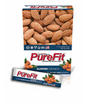 PureFit Premium Nutrition Bar Case Almond Crunch