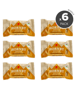 Hornby Organic Carob Peanut Butter Energy Bar Bundle