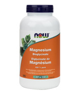 NOW Foods Magnesium Bisglycinate Powder
