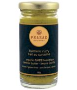 Prasad Ayurveda Organic Turmeric Curry Ghee