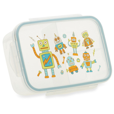 SugarBooger Good Lunch Box Retro Robot