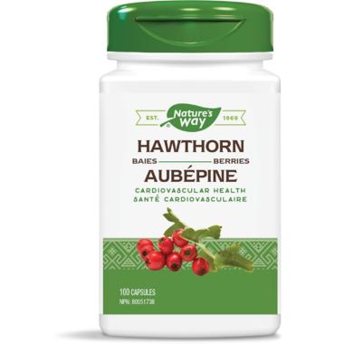 Nature\'s Way Hawthorn Berries