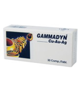 UNDA Gammadyn Cu-Au-Ag Trace Mineral Supplement