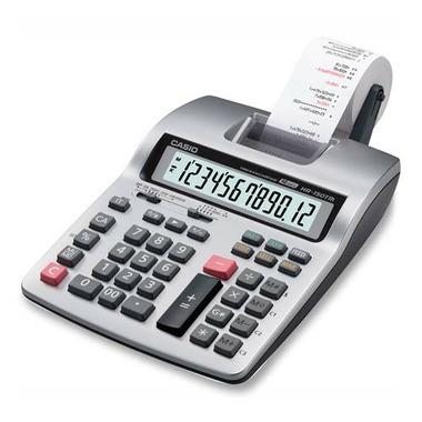 Casio 12 Digit Printing Calculator