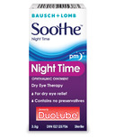 Bausch & Lomb DuoLube Eye Ointment