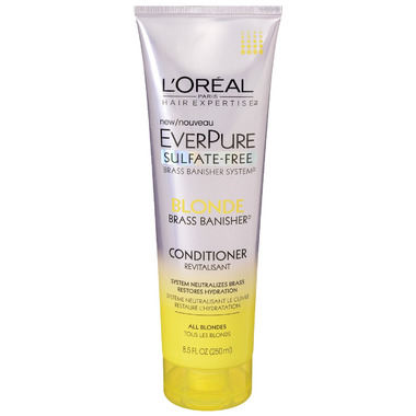 L\'Oreal Everpure Brass Banisher Conditioner for Blondes