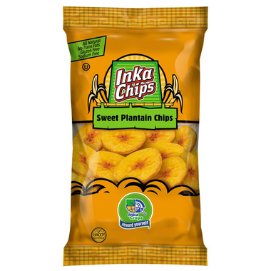 Inka Chips Sweet Plantain Chips