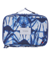 STATE Rodgers Lunchbox Indigo Patchwork