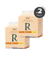 Rael Organic Regular Liner Bundle