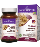 New Chapter LifeShield Immune Support Whole Life-Cycle Activated Mushrooms