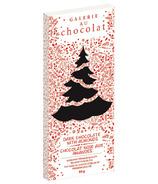 Galerie au Chocolat Dark Chocolate with Almonds Bar