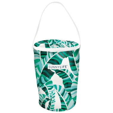 Sunnylife Cooler Bucket Bag Banana Palm
