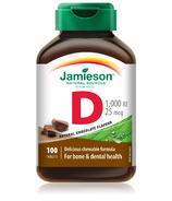 Jamieson Chewable Vitamin D3 1,000 IU