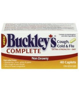 Buckley's Complete Cough, Cold & Flu Extra Strength Day