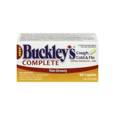 Buckley\'s Complete Cough, Cold & Flu Extra Strength Day