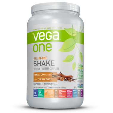 Vega One All-In-One Vanilla Chai Nutritional Shake