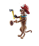 Playmobil SCOOBY-DOO! Collectible Firefighter