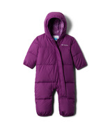Columbia Snuggly Bunny Bunting Plum