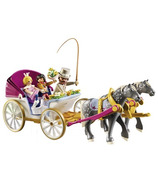 Playmobil Princess Horse-Drawn Carriage