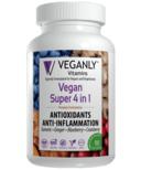 Veganly Vitamins Vegan Super 4 in 1
