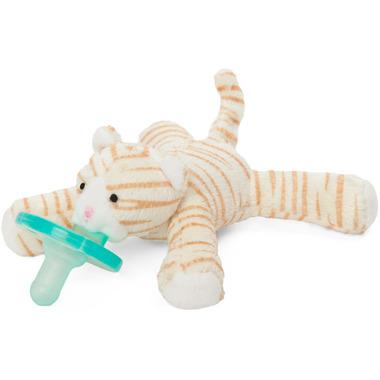 WubbaNub Tabby Kitten Plush Pacifier