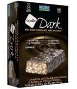 NuGo Dark Mocha Chocolate Protein Bar Case