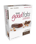 Love Good Fats Rich Chocolaty Almond Bar Case