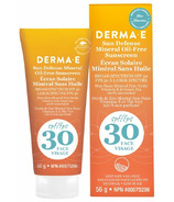 Derma E Sun Defense Mineral Sunscreen SPF 30 Face Lotion