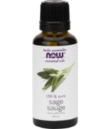 NOW Essential Oils Sage Oil