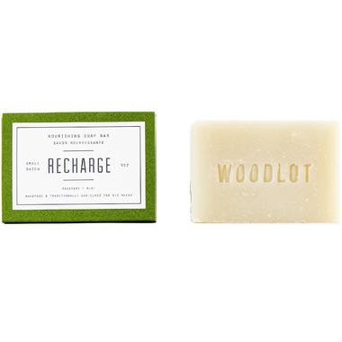 Woodlot Recharge Nourishing Soap Bar