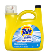 Tide Simply Clean & Fresh Liquid Laundry Detergent Refreshing Breeze