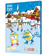 Moo Free Dairy Free Organic Chocolate Advent Calendar