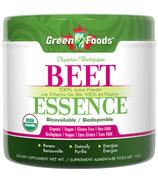 Green Foods Beet Essence